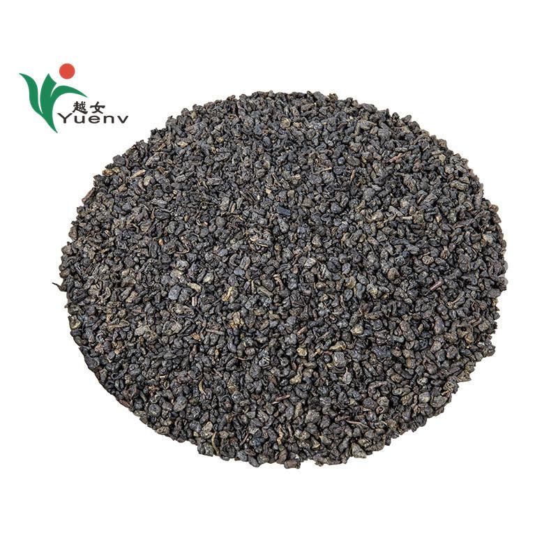 Thé vert de poudre à canon Maroc populaire 3505AA