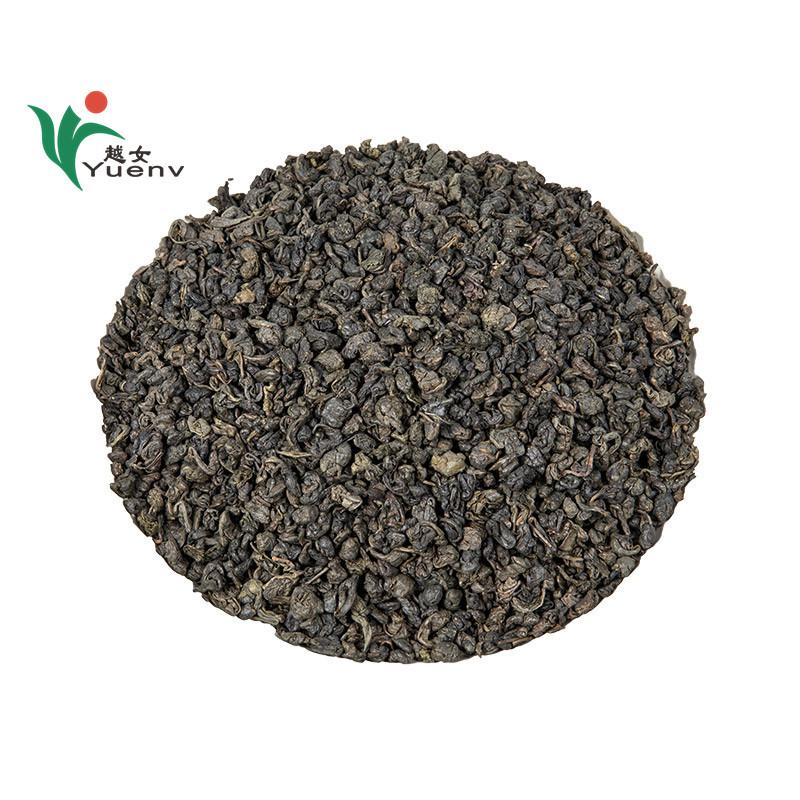 Afghanistan thé vert de poudre à canon de qualité célèbre 9373 (1111)