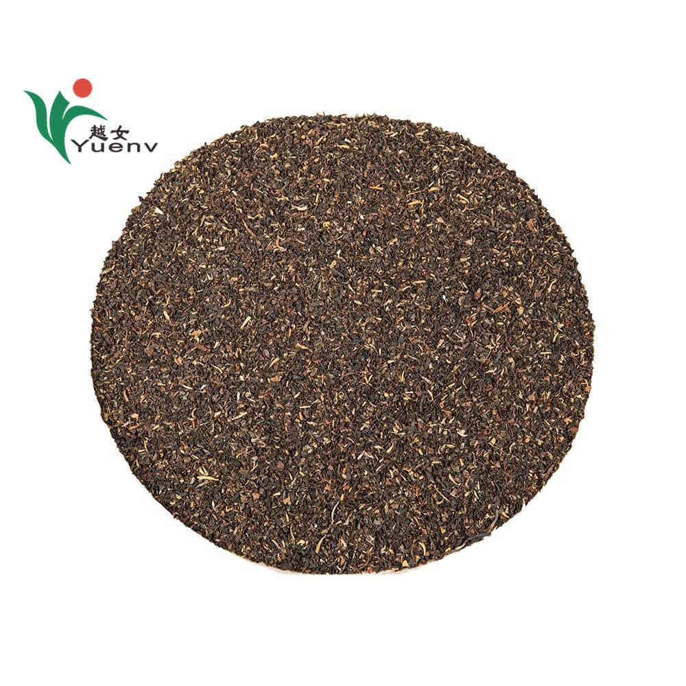 Thé noir du Yunnan, petit éventail